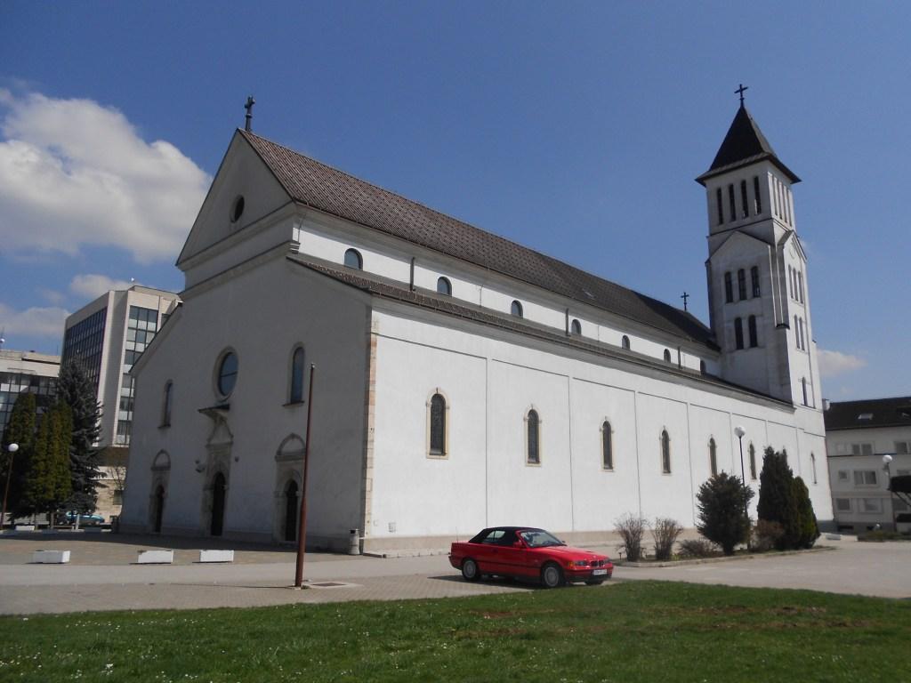 Церковь св. Анте в Бугойно. Фото: Елена Арсениевич, CC BY-SA 3.0
