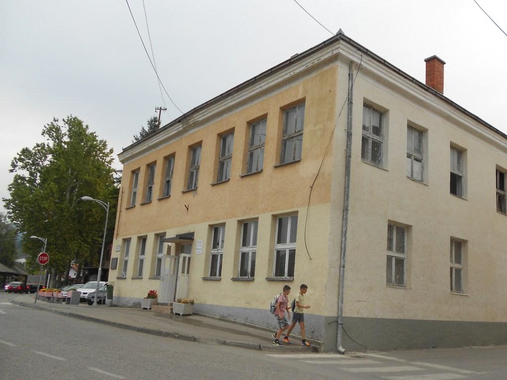Старая вишеградская школа. Фото: Елена Арсениевич, CC BY-SA 3.0