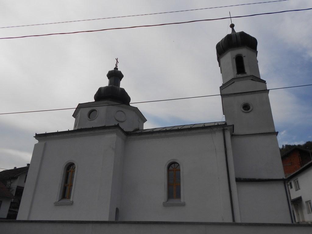 Церковь Рождества Богородицы. Фото: Елена Арсениевич, CC BY-SA 3.0