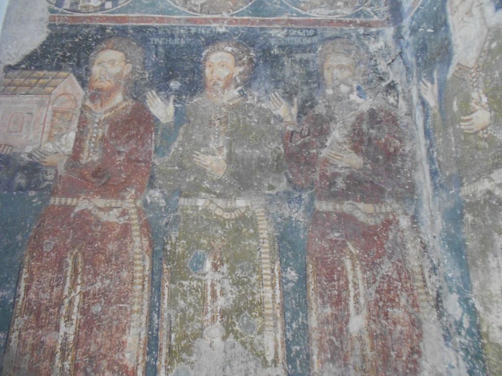 Жупан Прибил и его сыновья. Фото: Елена Арсениевич, CC BY-SA 3.0