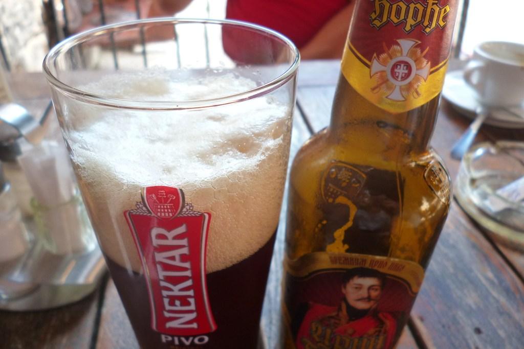 Пиво из банялучской пивоварни. Фото: Елена Арсениевич, CC-BY-SA-3.0