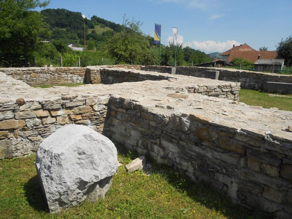 Место коронации первого короля Боснии. Фото: Елена Арсениевич, CC-BY-SA-3.0