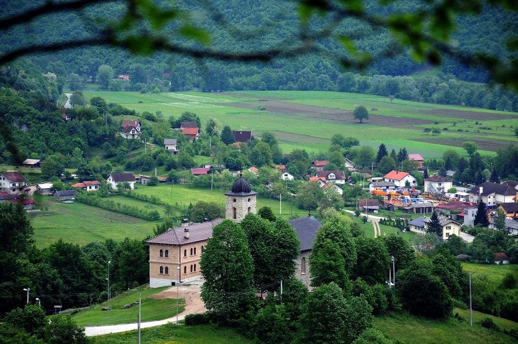 Монастырь св. Илии. Фото: Budzak2, CC-BY-SA-4.0