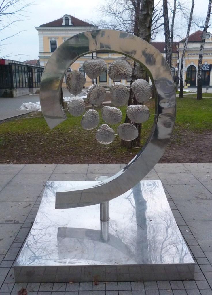 Памятник 12 младенцам. Фото: Елена Арсениевич, CC BY-SA 3.0