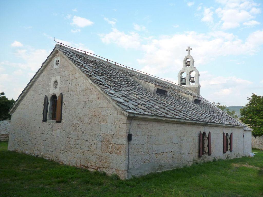 Старая православная церковь в Мостаре. Фото: Елена Арсениевич, CC BY-SA 3.0