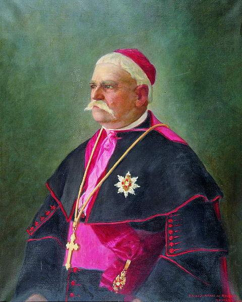 Епископ Пашкал Буцонич. Автор неизвестен, public domain