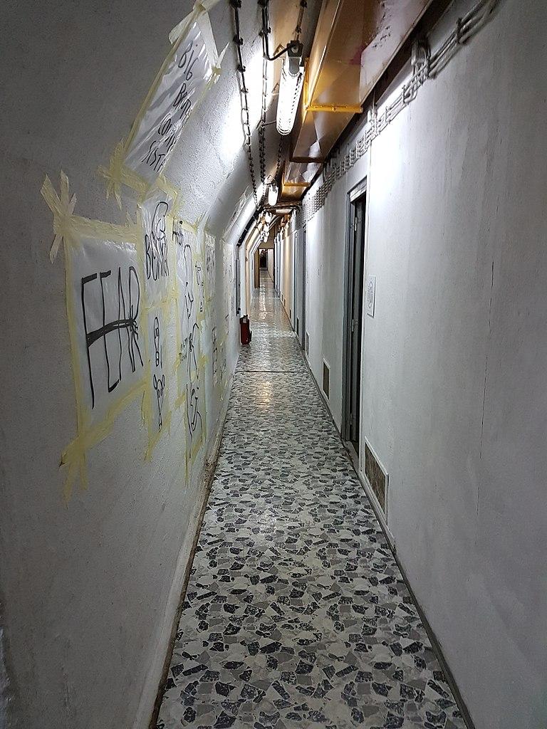 Секретный бункер Тито. Фото: Boris Maric, CC-Zero