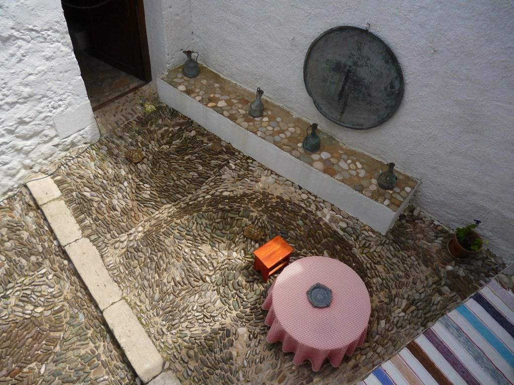 Вход в мутвак, кухню. Дом Бишчевича. Фото: Елена Арсениевич, CC BY-SA 3.0