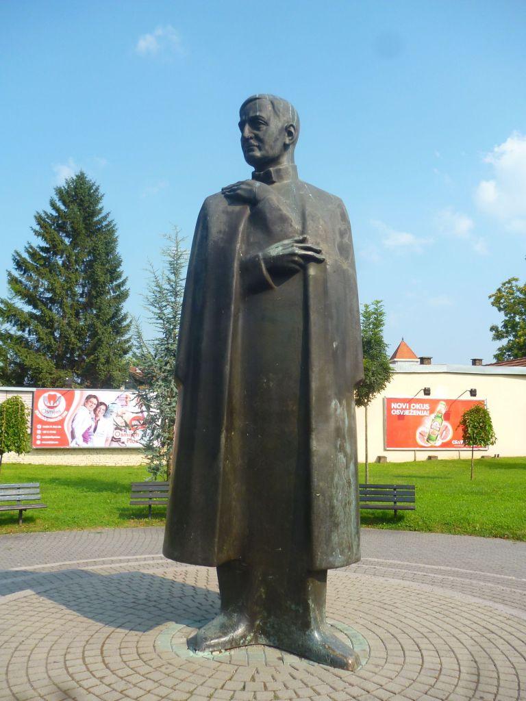 Памятник первому бану. Фото: Елена Арсениевич, CC BY-SA 3.0