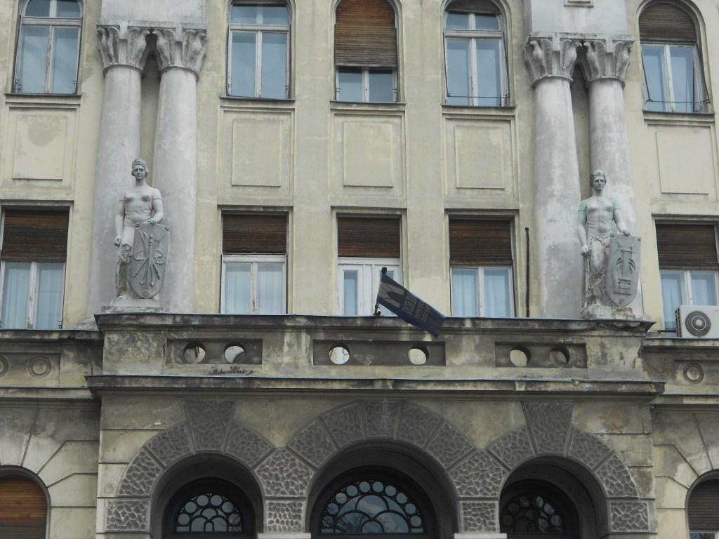 Центральный вход. Фото: Елена Арсениевич, CC BY-SA 3.0