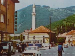 Баш мечеть до разрушения. Фото: Елена Арсениевич, CC BY-SA 3.0
