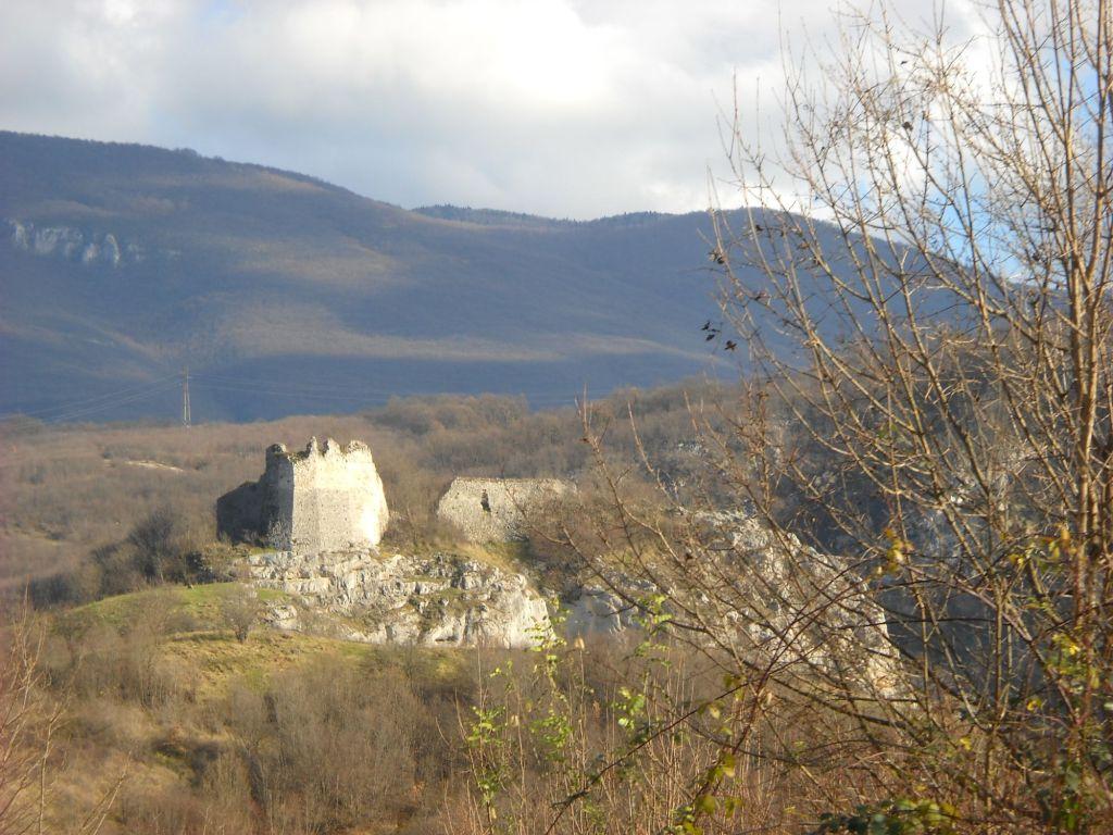 Крепость Бочац. Фото: Елена Арсениевич, CC BY-SA 3.0