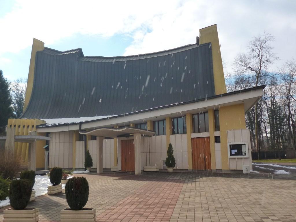 Церковь-шатёр. Фото: Елена Арсениевич, CC BY-SA 3.0