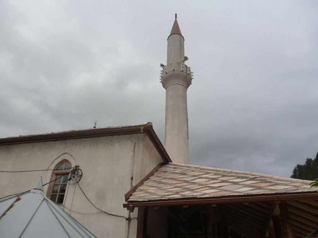 Мечеть в центре Коница. Фото: Елена Арсениевич, CC BY-SA 3.0