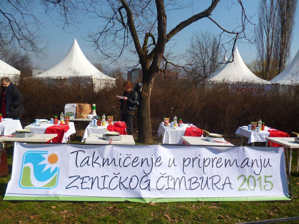 Конкурс кулинаров. Последние минуты до начала. Фото: Елена Арсениевич, CC BY-SA 3.0