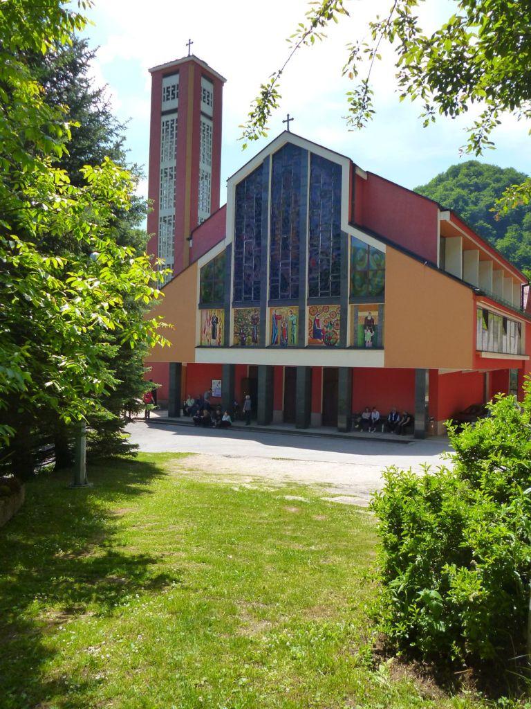Церковь Вознесения Девы Марии. Фото: Елена Арсениевич, CC BY-SA 3.0