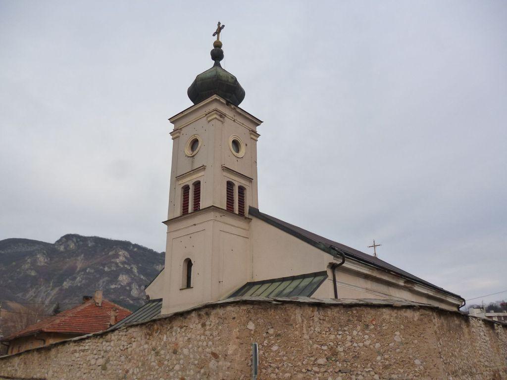 Православная церковь в Травнике. Фото: Елена Арсениевич, CC BY-SA 3.0