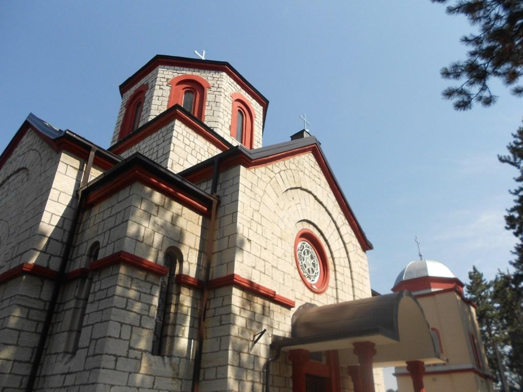 Церковь Покрова Пресвятой Богородицы. Фото: Елена Арсениевич, CC BY-SA 3.0
