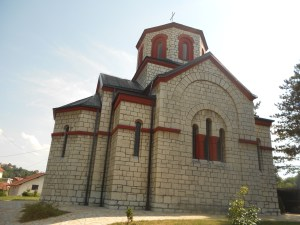 Церковь в Тешане. Фото: Елена Арсениевич, CC BY-SA 3.0