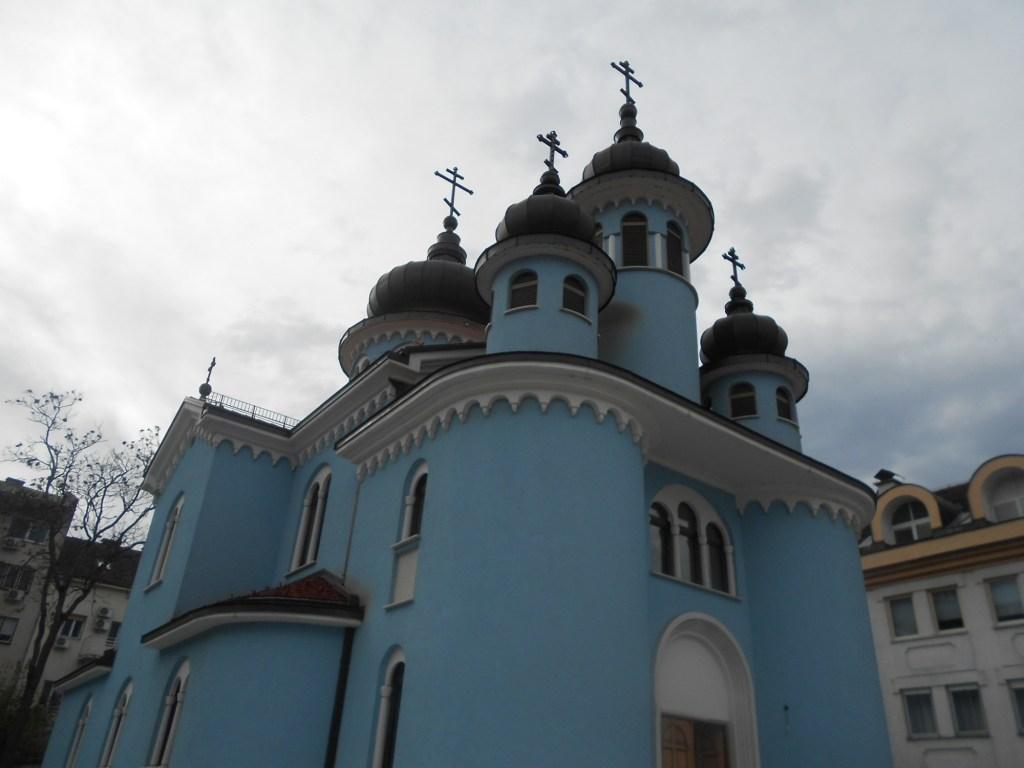 Украинская церковь Христа Царя. Фото: Елена Арсениевич, CC BY-SA 3.0