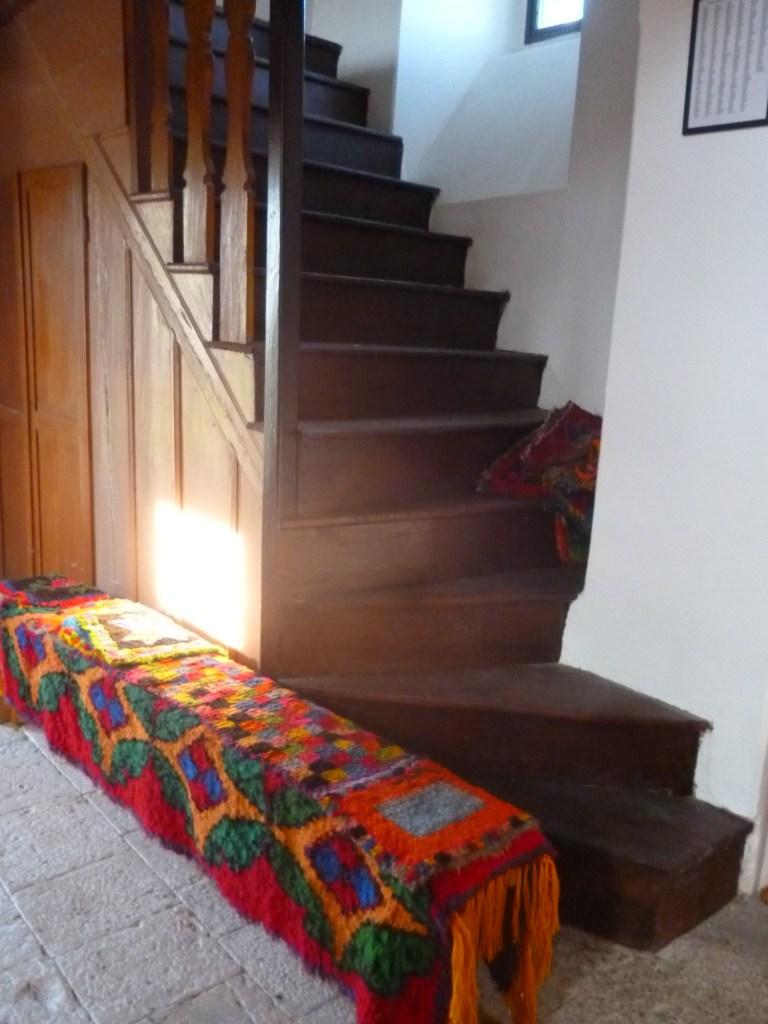 Лестница на хоры. Фото: Елена Арсениевич, CC BY-SA 3.0