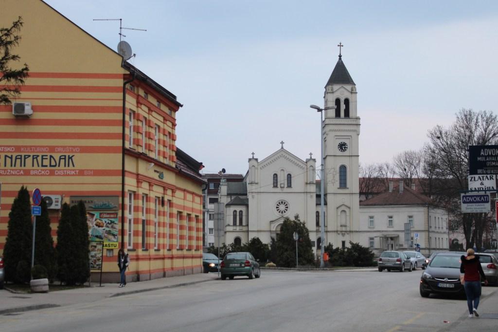 Церковь Святейшего Сердца Иисуса. Фото: Елена Арсениевич, CC BY-SA 3.0