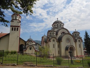 Церковь св. апостолов Петра и Павла в Добое. Фото: Елена Арсениевич, CC BY-SA 3.0