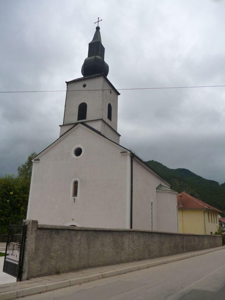 Православная церковь в Конице. Фото: Елена Арсениевич, CC BY-SA 3.0