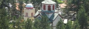 Церковь Покрова Пресвятой Богородицы в Тешане. Фото: Елена Арсениевич, CC BY-SA 3.0