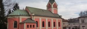Церковь св. Иоанна Крестителя . Фото: Елена Арсениевич, CC BY-SA 3.0