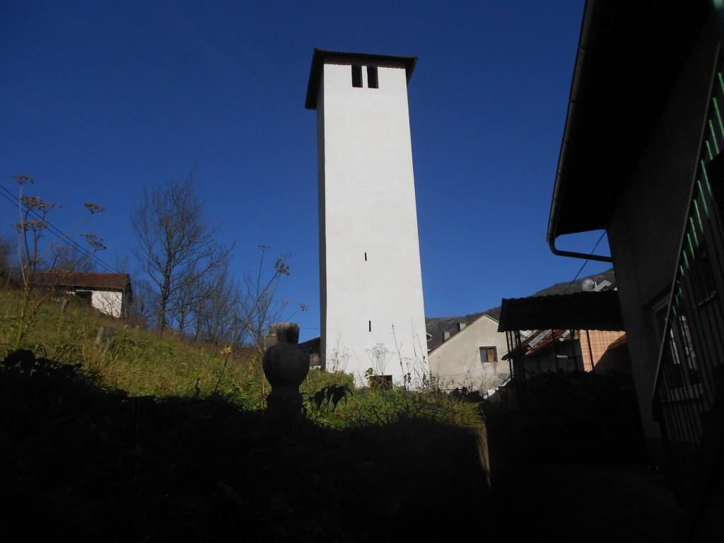 Сахат-кула в Прозоре. Фото: Елена Арсениевич, CC BY-SA 3.0