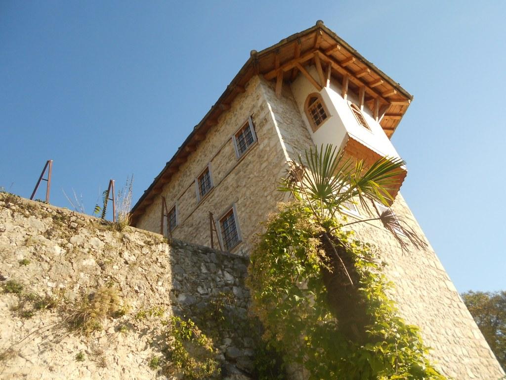 Отреставрированная башня. Фото: Елена Арсениевич, CC BY-SA 3.0