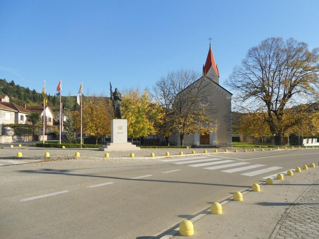 Церковь св. Илии в Столаце. Фото: Елена Арсениевич, CC BY-SA 3.0