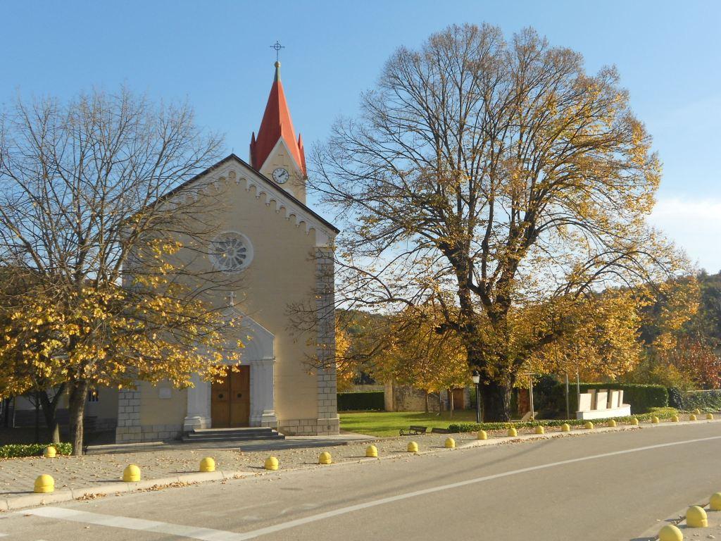 Церковь св. Илии-пророка. Фото: Елена Арсениевич, CC BY-SA 3.0