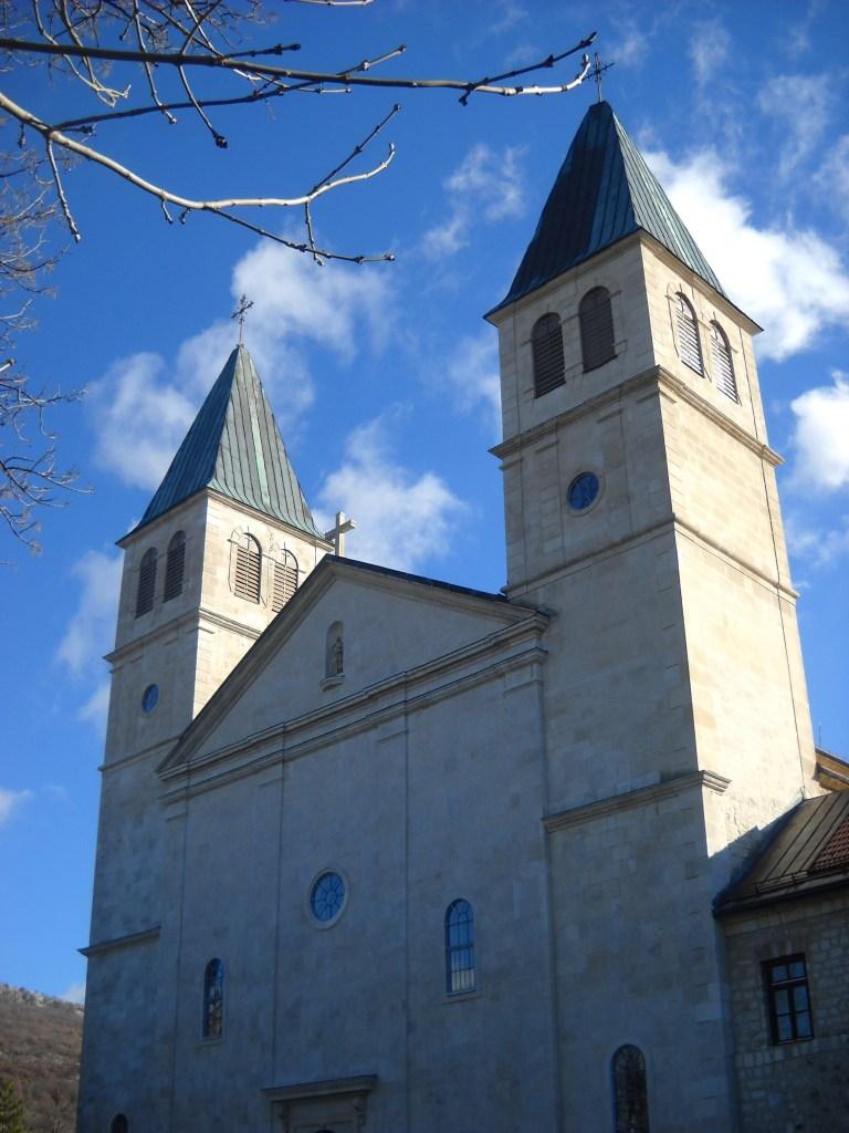 Церковь при монастыре Горица. Фото: Елена Арсениевич, CC BY-SA 3.0