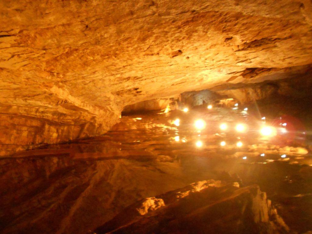 Один из залов пещеры. Фото: Елена Арсениевич, CC BY-SA 3.0