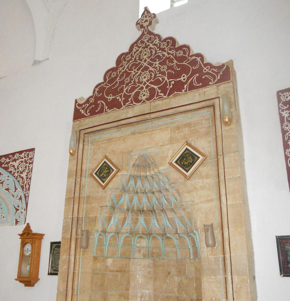 Декор михраба. Фото: Елена Арсениевич, CC BY-SA 3.0