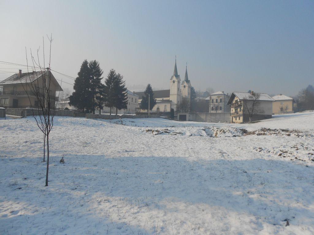 Долац зимой. Фото: Елена Арсениевич, CC BY-SA 3.0