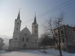 Церковь Вознесения Блаженной Девы Марии. Фото: Елена Арсениевич, CC BY-SA 3.0