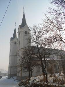 Колокольни церкви в Долаце. Фото: Елена Арсениевич, CC BY-SA 3.0