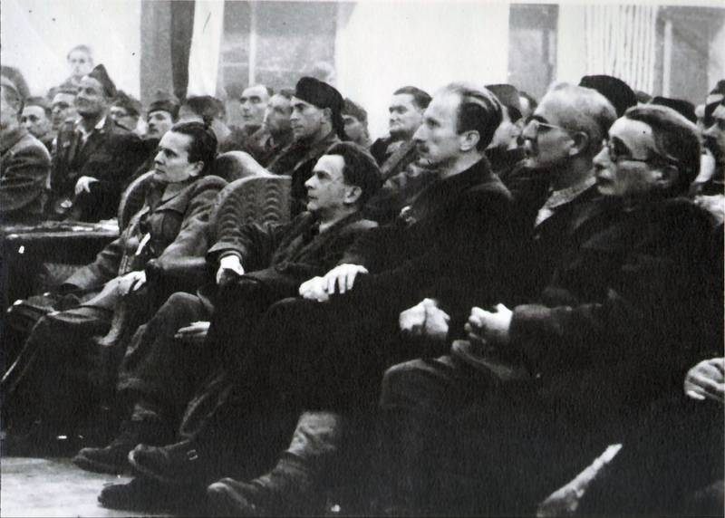 II заседание AVNOJ в Яйце. Автор фото неизвестен, public domain
