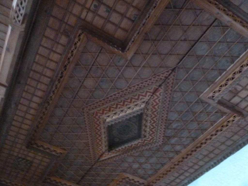 Деревянный потолок. Этнографическая коллекция Земальского музея в Сараево. Фото: Елена Арсениевич, CC BY-SA 3.0