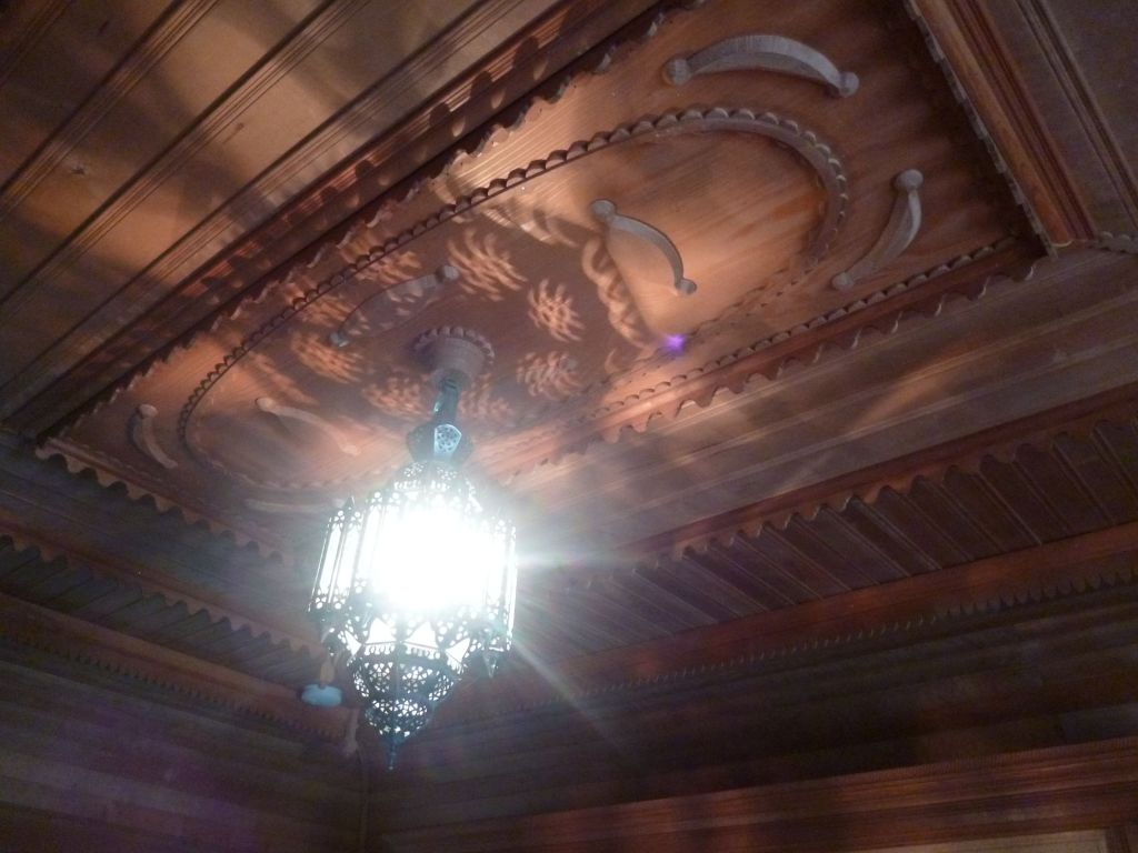 Потолок в доме Муслибеговича. Мостар. Фото: Елена Арсениевич, CC BY-SA 3.0