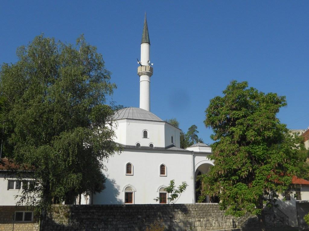 Мечеть капитана Хусейна Градашчевича. Фото: Елена Арсениевич, CC BY-SA 3.0