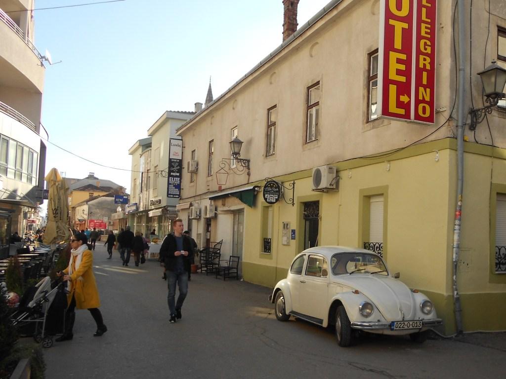 Северная часть Феичевой. Фото: Елена Арсениевич, CC BY-SA 3.0