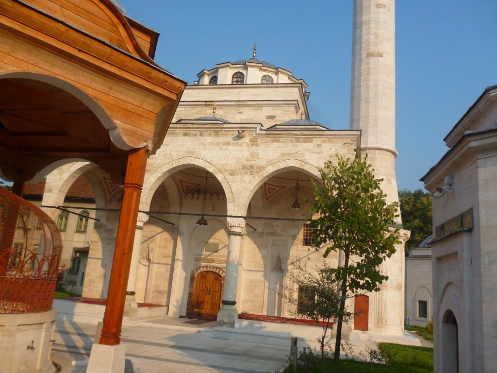 Мечеть в Баня Луке. Фото: Елена Арсениевич, CC BY-SA 3.0