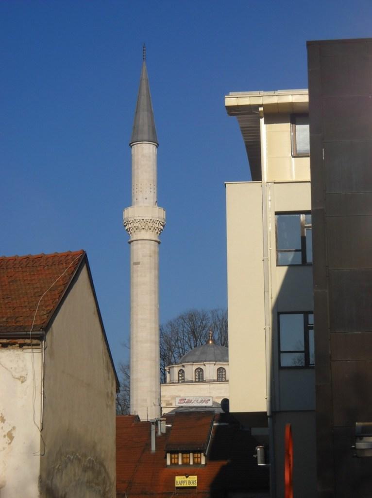 Ферхадия в городском пейзаже. Фото: Елена Арсениевич, CC BY-SA 3.0
