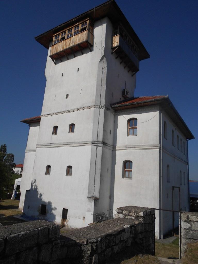 Башня Хусейна Градашчевича. Фото: Елена Арсениевич, CC BY-SA 3.0
