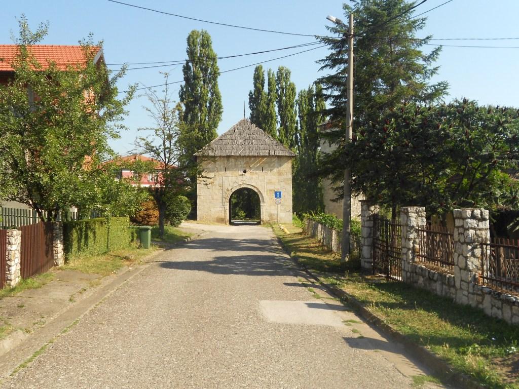 Южные ворота. Фото: Елена Арсениевич, CC BY-SA 3.0