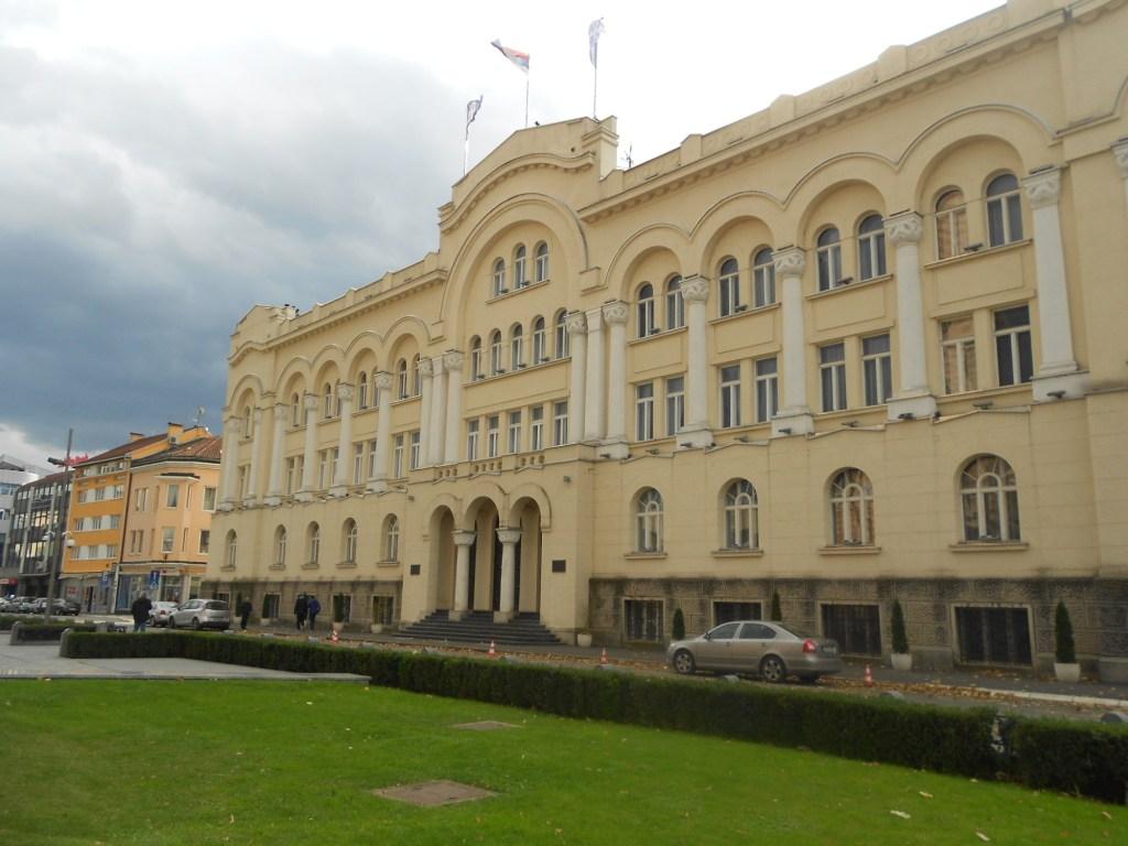 Градска палата в Баня Луке. Фото: Елена Арсениевич, CC BY-SA 3.0